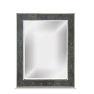 Facette Shagreen Mirror